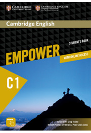 Empower Advanced - Student's Book with Online Workbook
