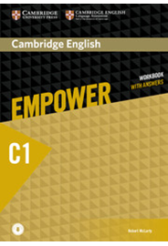 Empower Advanced - Workbook with Answers with Downloadable Audio