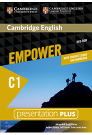 Empower Advanced - Presentation Plus with Student's Book and Workbook