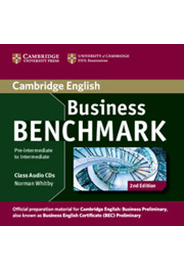 Business Benchmark Business Preliminary Class Audio CDs (2)