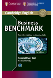 Business Benchmark BULATS and Business Preliminary Personal Study Book