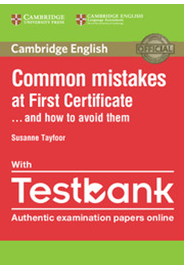 Common mistakes at First Certificate… and how to avoid them + Testbank