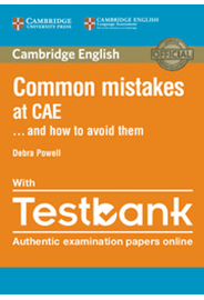 Common mistakes at CAE… and how to avoid them + Testbank