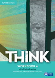 Think Level 4 - Workbook with Online Practice (International)