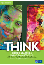 Think Starter - Combo A with Online Workbook and Online Practice