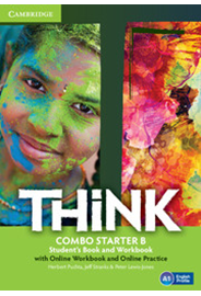 Think Starter - Combo B with Online Workbook and Online Practice