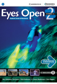 Eyes Open Level 2 - Combo A with Online Workbook and Online Practice