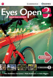 Eyes Open Level 3 - Combo B with Online Workbook and Online Practice