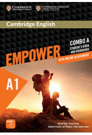 Empower Starter - Combo A with Online Assessment