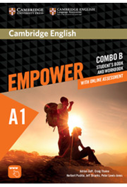 Empower Starter - Combo B with Online Assessment