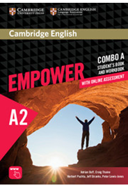Empower Elementary - Combo A with Online Assessment