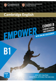 Empower Pre-intermediate - Combo B with Online Assessment