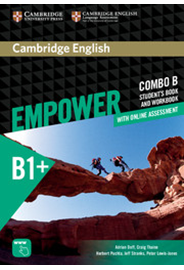 Empower Intermediate - Combo B with Online Assessment