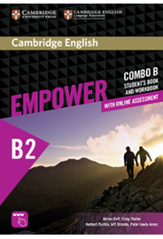 Empower Upper-intermediate - Combo B with Online Assessment