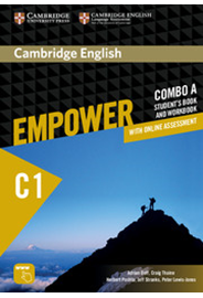 Empower Advanced - Combo A with Online Assessment