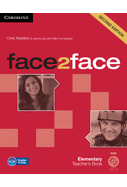 face2face Elementary - Teacher's Book with DVD