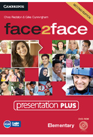 face2face Elementary - Presentation Plus DVD-ROM