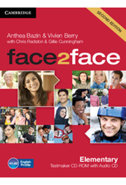 face2face Elementary - Testmaker CD-ROM and Audio CD