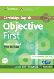 Objective First - Student's Book with answers with CD-ROM