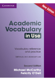 Academic Vocabulary in Use  - Book with answers