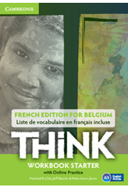 Think Starter - Workbook with Online Practice (for Belgium)