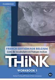 Think Level 1 - Workbook with Online Practice (for Belgium)