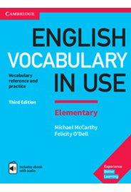 English Vocabulary in Use Elementary - Book with Answers and Enhanced ebook