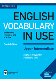 English Vocabulary in Use UI - Book with answers and Enhanced ebook