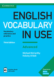 English Vocabulary in Use Advanced - Book with answers and Enhanced ebook