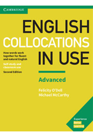 English Collocations in Use Advanced Book with Answers