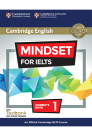 Mindset for IELTS Level 1 Student's Book with Testbank and Online Modules