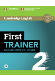 First Trainer 2 with Answers and Audio
