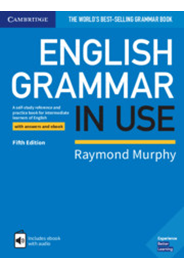 English Grammar in Use Book (5th Ed.) with Answers and Interactive eBook