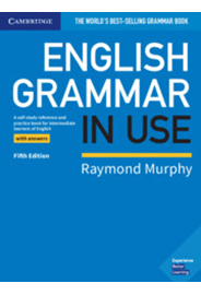 English Grammar in Use (5th Ed.) Book with Answers