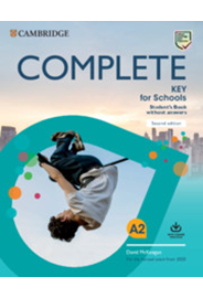 Complete Key fS - Student's Book without answers with Online Practice