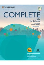 Complete Key fS - Workbook without answers with Audio Download