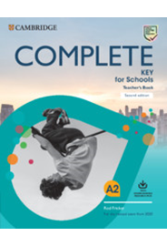 Complete Key fS - Teacher's Book with Downloadable Resource Pack