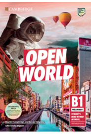 Open World Preliminary - Student's Book Pack
