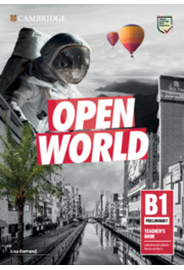 Open World Preliminary - Teacher's Book with Downloadable Resource Pack