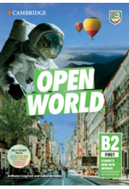 Open World First - Self Study Pack