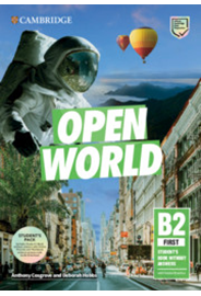 Open World First - Student's Book Pack