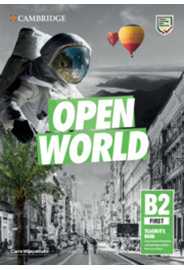 Open World First : Teacher's Book with Downloadable Resource Pack
