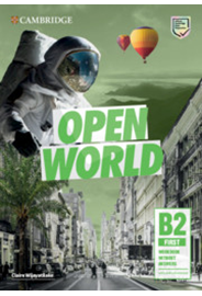 Open World First - Workbook without answers with Audio Download