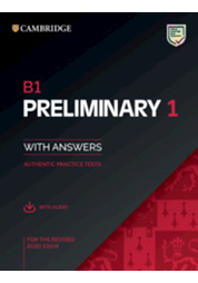 B1 Preliminary 1 for the Revised 2020 Exam