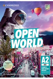 Open World Key - Student's Book Pack