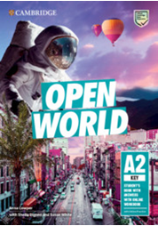 Open World Key - Student's Book with answers with Online Practice
