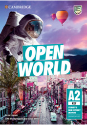Open World Key - Student's Book without answers with Online Practice