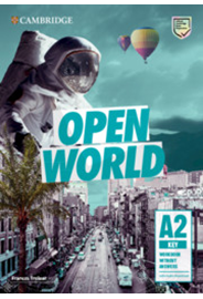Open World Key - Workbook without answers with Audio Download