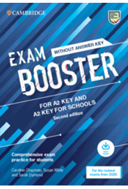 Exam Booster for Key and Key fS without Answer Key with Audio