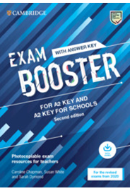 Exam Booster for Key and Key fS with Answer Key with Audio
